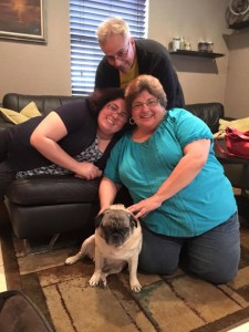 Oddie's new Family!